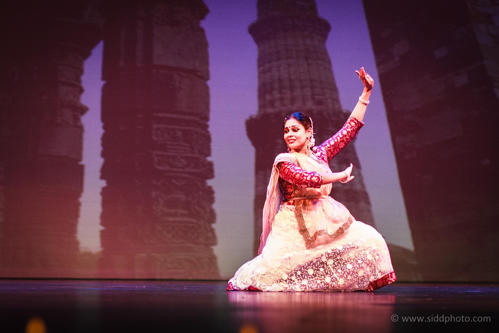 Antara Datta - Kathak Performance