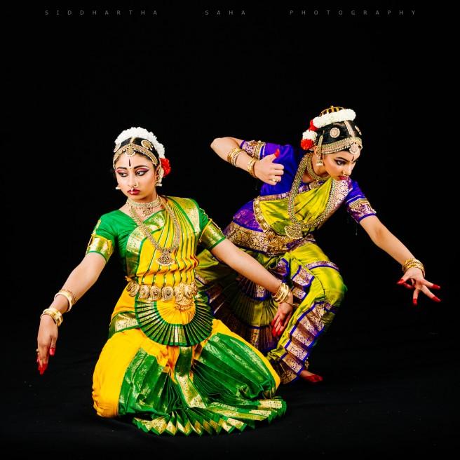 Pre-Arangetram: Diskha + Akshara