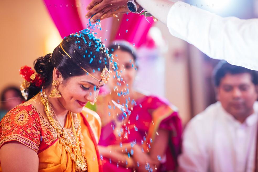 Wedding: Keerthi + Ram