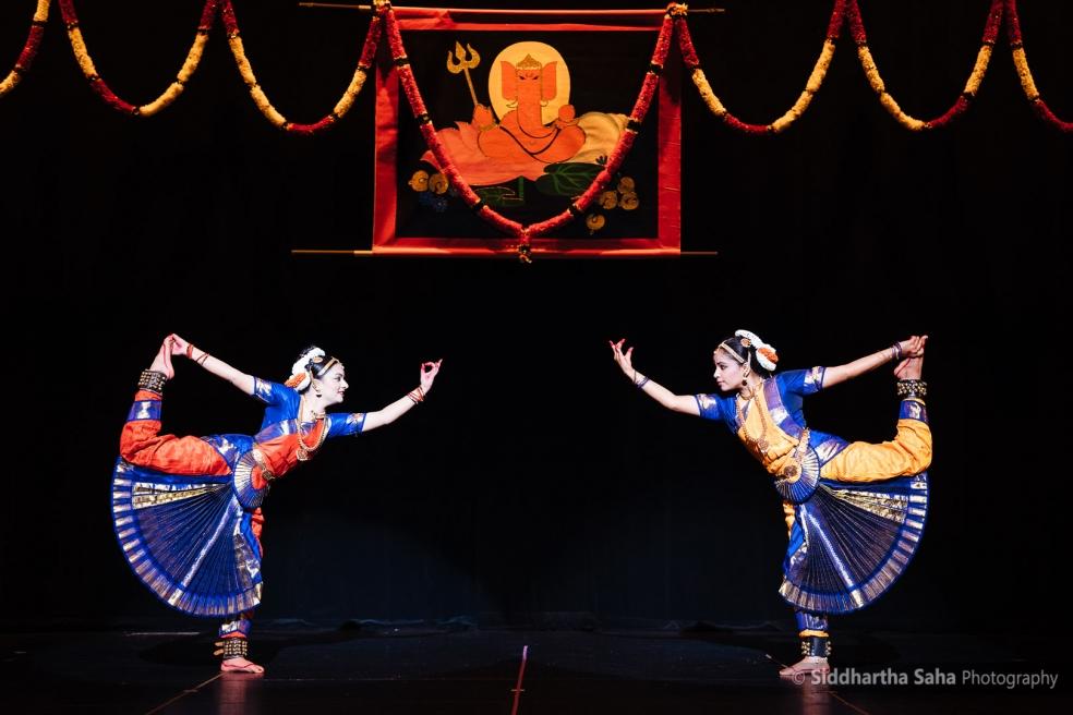 Arangetram: Megana and Anusha