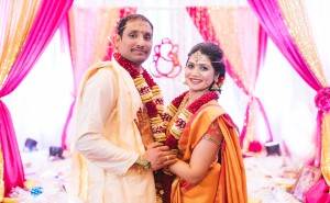 Wedding: Keerthi + Ram