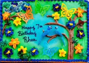 Birthday: Rhea