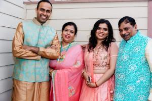 Wedding: Katja and Shreyas