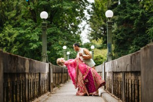 Wedding: Katja and Shreyas