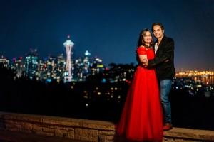 Engagement: Kiran + Teja
