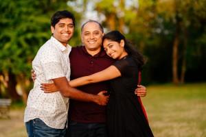 Family: Venkat