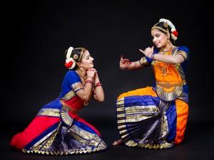 Pre-Arangetram: Megana + Anusha